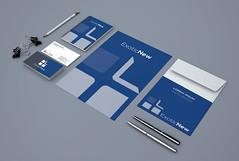 Stationery Design Bundle (PixelonLalin) Tags: stationery design businesscard letterhead envelop folder deisgn graphic branding brand identity