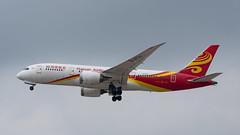 Hainan Airlines B788, B-2730, TLV-SZX (LLBG Spotter) Tags: hainanairlines b787 tlv b2730 aircraft airline llbg