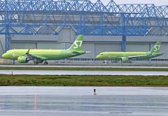 A320NEO_S7Airlines_F-WWIZ-004_cn9486 (Ragnarok31) Tags: airbus a320 a320wl a320neo s7 airlines a320200 a320200wl a320200neo fwwiz