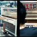 #pianist #pianistonthestreet #halfframe #life #singaporestreetscene