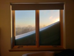 The View Outside Our Bedroom Window (Joe Shlabotnik) Tags: cameraphone galaxys9 2020 january2020 vermont okemo