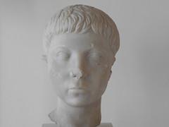 Portrait of a boy (dimitar.illiev) Tags: ancient roman boy child head sculpture portrait
