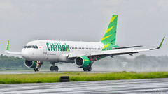Citilink A320 (michaeladi71) Tags: citilink airbus airbus320 a320 a320214 sharklet a320214wl plm wipp pkgqj