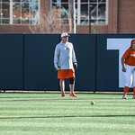Clemson holds first softball practice (Clemson Athletics)