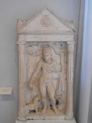 Funerary stele of Zosimus (dimitar.illiev) Tags: ancient greek roman art funerary stele monument inscription zosimus zosimos