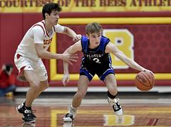 DSC_7700_1 (K.M. Klemencic) Tags: hudson high school boys basketball explorers brecksville bees ohio ohsaa suburban league