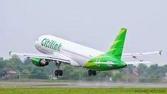 Citilink A320 (michaeladi71) Tags: airbus airbus320 airbusa320 a320 a320214 citilink citilinkindonesia garudaindonesiagroup wipp plm pkglt
