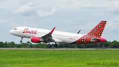 Batik Air A320 (michaeladi71) Tags: airbus airbus320 airbusa320 a320sharklet airbus320sharklet a320 a320214 batikair lionairgroup pklzg