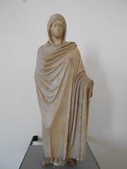 Aphrodite Sosadra (replica) (dimitar.illiev) Tags: greek roman sculpture aphrodite sosandra replica ancient art statue statuette