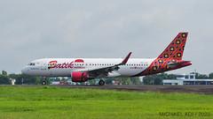 Batik Air A320 (michaeladi71) Tags: airbus airbusa320 airbus320 airbusa320214 a320 a320214 a320sharklet batikair lionairgroup pklav