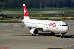 SWISS A321 HB-IOH (Adrian.Kissane) Tags: 664 2932017 a321 hbioh zurich swissair