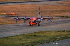 UR-CKM (mduthet) Tags: urckm antonov an12 cavokair cargo aéroportmarseilleprovence