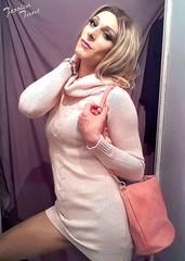 Pink Pastel (jessicajane9) Tags: tg crossdress femme tgurl xdress m2f transgender feminised tv trap crossdressing femboi cd tgirl crossdressed feminization travesti crossdresser tranny