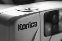 Konica AF-2000 (DavidB1977) Tags: konica af2000 camera argentique analog nikon d610 micronikkor monochrome bw nb