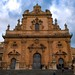 St Peter's Dome (cathedral) in the Baroque city of Modica in Sicily,  Italy