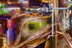 雨都車軌 (Louis Liu) Tags: louis的影像世界 louis的空拍世界 劉大川 空拍圖庫 圖庫 2000萬畫素 台灣 taiwan 建築 dji mavic2pro mavic2 drone aerography 基隆 車軌