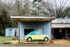 The Love Bug (The Really Bad Photographer) Tags: bug vokswagon beatle rural perry arkansas 2020 usa nikon z7 nef raw lr car automobile