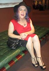 To sit, or to lie down? (ShaeGuerin) Tags: girly ladylike classy cougar legs leggy stockings highheels cfmshoes stilettos sensual seductive sexy cleavage fuckable boobs milf tilf gilf public hair ownhair longhair hat brunette portrait crossdresser crossdressing genderqueer nails lips tgirl transvestite transgender tranny trannybabe tv cd mature gurl tgurl mtf m2f xdresser tg trans travesti manicure lipstick pretty cute feminized fashion enfemme feminised femme feminine makeover makeup cosmetics passable dressedasagirl crossdressed crossdress boytogirl
