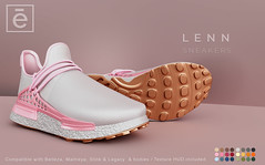 Lenn sneakers  for Cosmo (>Ale<) Tags: sneakers shoe footwear sl new mesh 3d original adidas secondlife fashion women girls femme female avatar avatarsl avatars cosmopolitanshoppingevent virtual world apparel