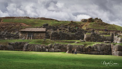 How Sacsayhuamán was built (marko.erman) Tags: sacsayhuamán peru cuzco fortress inca city pov history tupac pachacuti panoramic panorama sony travel outside outdoor monument destroyed fortified sunny cloudy impressive stones megalithic terrace walls giant latinamerica southamerica