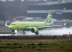 A320NEO_S7Airlines_F-WWIZ-002_cn9486 (Ragnarok31) Tags: airbus a320 a320wl a320neo s7 airlines a320200 a320200wl a320200neo fwwiz