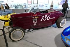 NHRA Motorsports Museum (bballchico) Tags: nhramotorsportsmuseum 1932 ford