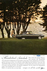 1962 Ford Thunderbird Landau 2 Door USA Original Magazine Advertisement (Darren Marlow) Tags: 1 2 6 9 19 62 1962 f ford t tbird thunderbird l landau c car cool collectible collectors classic automobile v vehicle u s us usa united states american america 70s