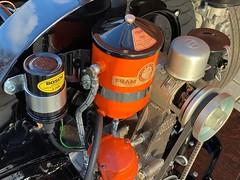 1377cc Type 1 engine built by MarcosVWsupplies (Wouter Duijndam) Tags: 1377cc type 1 engine built by marcosvwsupplies fram oliefilter bosch bobine regelaar spanningsregelaar rond ronde oil retour crankcase porsche olie