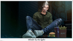Blindet by the lights (RyanTailor (Taking Clients)) Tags: tmd kalback dura notfound event monthly gay new guy boy man men homme outdoor backdrop grunge badunicorn versov blankline