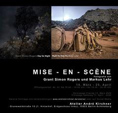M I S E - E N - S C È N E (Markus Lehr) Tags: exhibition photoexhibition photographyexhibition opening markuslehr grantsimonrogers berlin germany