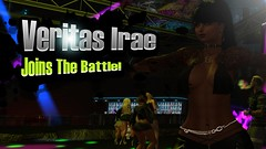 Veritas Joins The Battle (veritas.irae.sl) Tags: seconlife sl smashbros