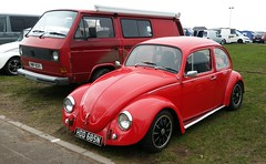 Air... (EWRfoto) Tags: vw volkswagen stance custom show wheels rims felgen beetle käfer paint t25 air red
