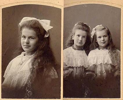 Harmsen sisters, again...