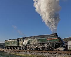 60009 Rawtenstall (Nigel Valentine) Tags: 60009 union south africa rawtenstall a4 nigel gresleypanasonic lumix fz1000