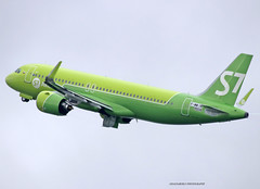 A320NEO_S7Airlines_F-WWIN-002_cn9508 (Ragnarok31) Tags: airbus a320 a320wl a320neo a320200 a320200wl a320200neo s7 airlines fwwbo