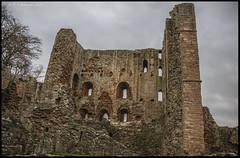 Norham Castle DSC_0041 (dark-dave) Tags: norhamcastleruins norham northumberland england history castle