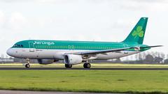 Airbus A320-214 EI-CVB Aer Lingus (William Musculus) Tags: plane airplane spotting aviation william musculus eicvb aer lingus airbus a320214 amsterdam schiphol eham ams airport ei ein a320200