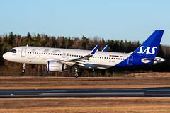 SE-ROX | Airbus A320-251N | SAS Scandinavian Airlines (JRC | Aviation Photography) Tags: serox roarviking airbusa320 airbusa320251n airbusa320neo airbus a320 essa arn stockholmarlanda sas sasscandinavianairlines sasscandinavian