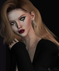 Day25 (Catrie Athena) Tags: backdropcity birth cae characterportrait day25 glamaffair justmagnetized lilithium maibilavio portrait queenz secondlife secondlife2020 secondlifefashion sl slfashion sponsor sponsored sponsors truth truthhair videogame virtual virtuallife virtualreality virtualrealityfashion vr vrfashion women women's women'sfashion