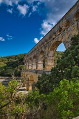 Pont du Gard (AWe63) Tags: pontdugard aquädukt aqueduct roman römer antik südfrankreich france frankreich provence pentax pentaxk1mkii luminar4 luminar madewithluminar andreasweyermann cawe63