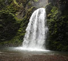 Fall Creek Falls itself (rozoneill) Tags: oregon hiking roseburg umpqua national forest fall creek falls waterfall douglas county