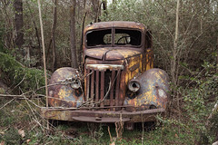 Forgotten Moonshine Deliveries (Dysfunctional Photographer) Tags: antique truck rust decay south southern trees woods rural perry arkansas 2020 usa nikon z7 nef raw lr
