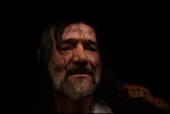 In the dark (ermannobraghiroli) Tags: man dark black portrait ritratto retrato retrat 肖像 肖像画