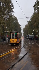 20191015_091726 (kriD1973) Tags: europa europe italia italy italien italie lombardia milano milan mailand lombardei lombardie arcodellapace parco sempione tram city città ville stadt grossstadt porta
