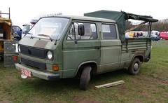 Shabby chic? (EWRfoto) Tags: vw volkswagen stance custom show wheels rims felgen rust rat doka