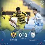qatar sc vs wakrak - lscore