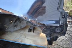 DSC_0016 (njhmjrxl9) Tags: honda crx car repairs rust