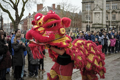 Year of the Rat (17 of 26) (jd.keenan) Tags: chinesenewyear lunarnewyear people celebration city costume crowd dance fun group happy lion performer street urban winter yearoftherat