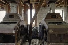 The Mill (notanaddict321) Tags: moulin mill mühle abandoned decay derelict urban urbanexploration abadonedplaces abandonné désaffecté destroyed leerstehend lostplace lost verlassen verfall verrottet