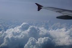 (Observer ☼☼) Tags: aviação airplane nature avião natureza clouds nuvens nubes cielo sky céu airbus southern brazil sul brasil